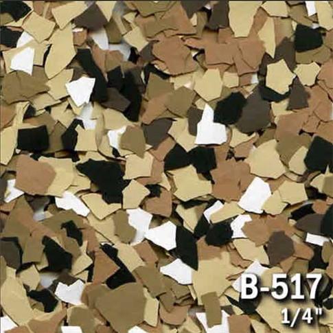 B-517 epoxy color