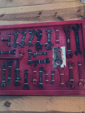 Tools and more tools