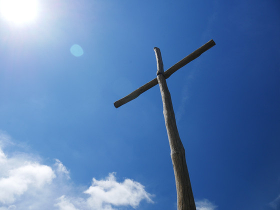 "Sermon: ""Carrying Our Cross"""