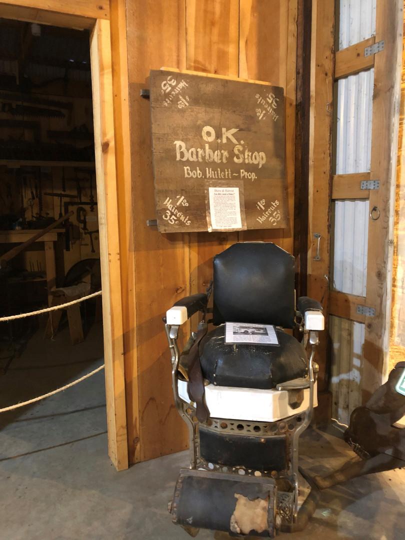 OK Barber Shop, Brookings
