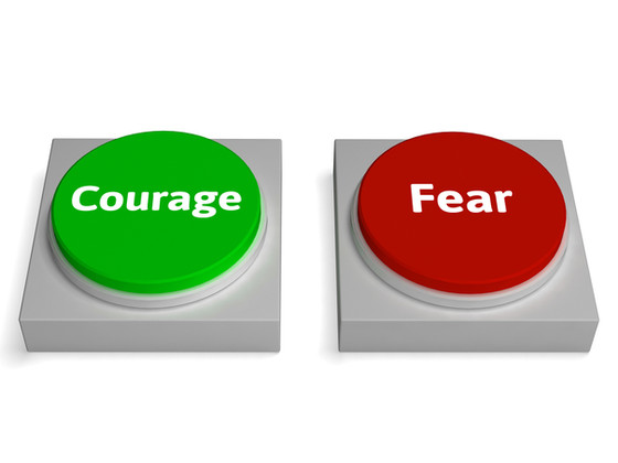 Sermon: Courage or Fear?