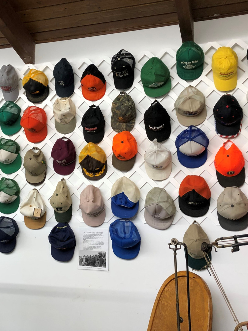 Cap Display