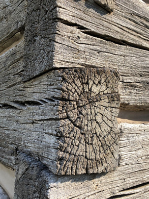 """Log cabin a """"fitting""""place.jpg"""