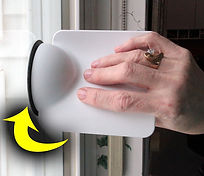 Doorhickey how to install - Turn cropped