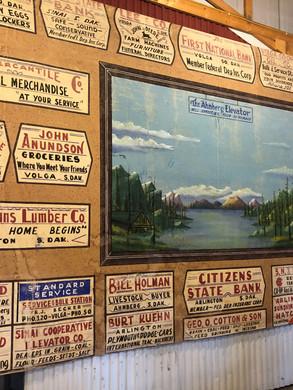 Rural school stage curtian, Vintage.jpg