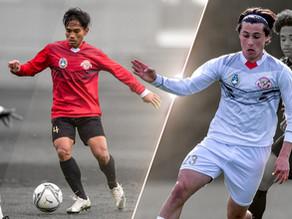 #GarudaSelect Midfielders of the Year: Nando and Elia