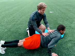 Fit with Fitzsimmons, Variations of Push-up Exercise