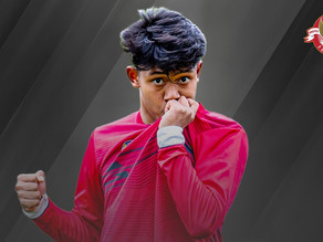 #GarudaSelect Front Line Best Player: M. Faiz Maulana