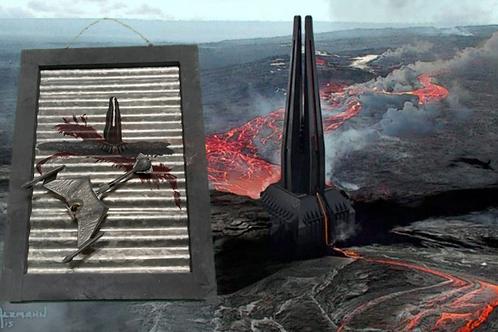 Darth Vader Home