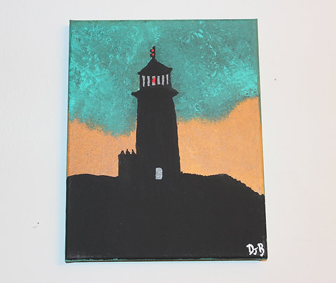 A Missing Lighthouse