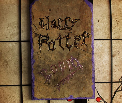 Harry Potter Room Wall Art