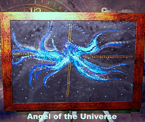 Angel of The Universe