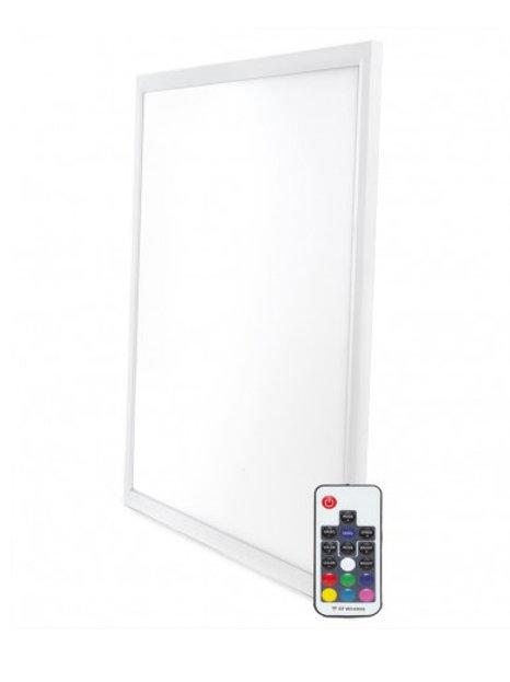 Panneau led COULEURS RGB -60 x 60 cm
