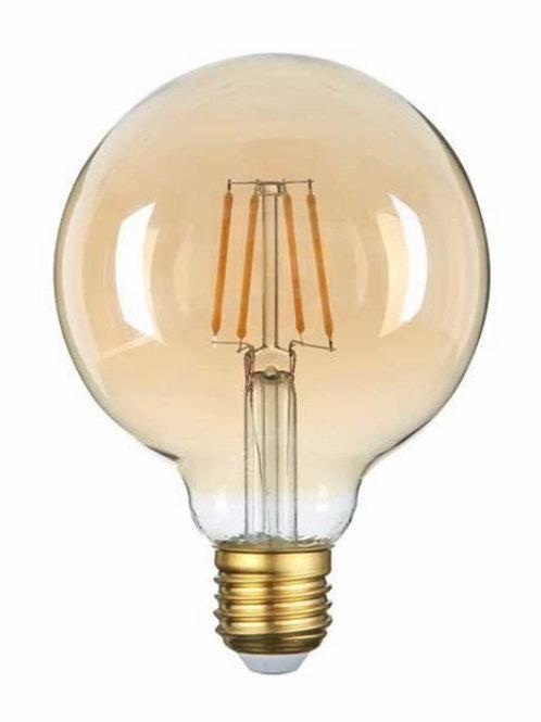 Pack de 10 Ampoules led vintage - Golden Glass