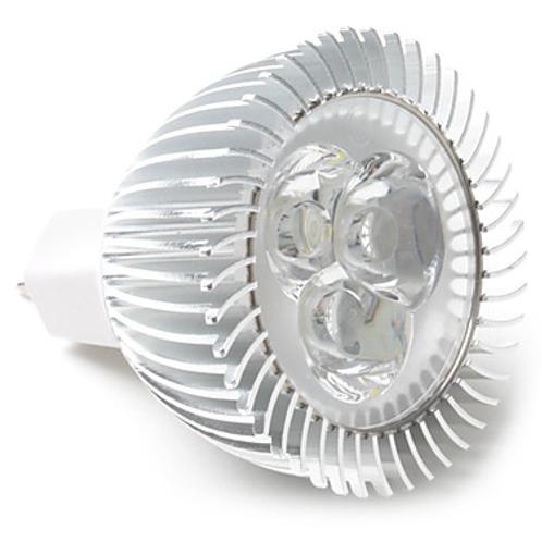 Ampoule led 3 watts MR16 - 12 Volts