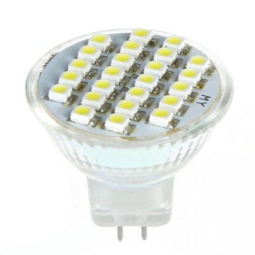 Ampoule led 5 watts MR16 - 12 Volts