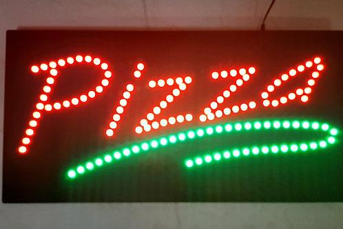 ENSEIGNE PIZZA SIMPLE FACE INTERIEUR