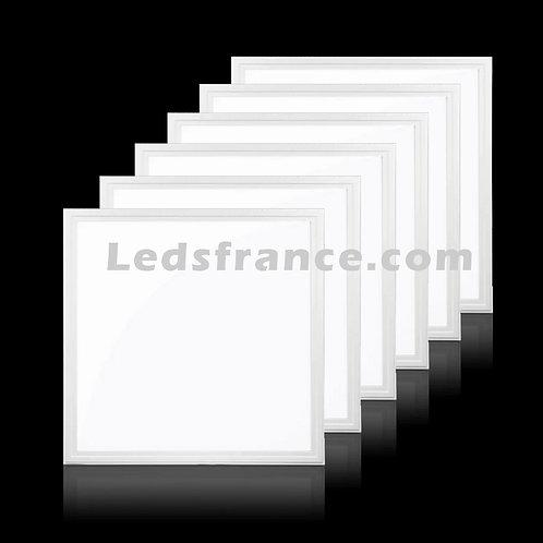 46 € unité -Panneau leds 48 watts - 60x60 cm