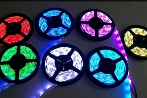 Ruban led 12 volts couleur