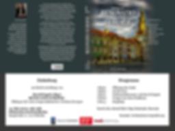 Einladung Buchvorstellung Renovatio Euro