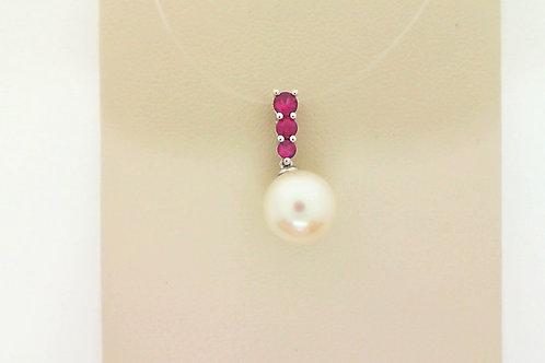 ruby pearl drop