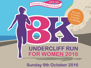 Help me raise awareness and funds for Rise at the 8k run this year.