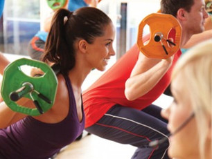 Brand New Group Weight Training with TeamYo