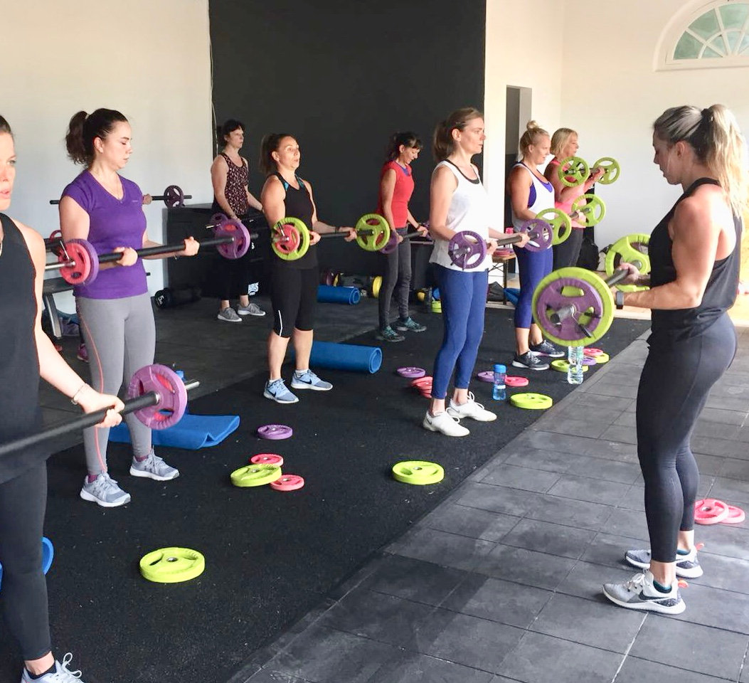 Team Weight Training   Monday   6-7pm