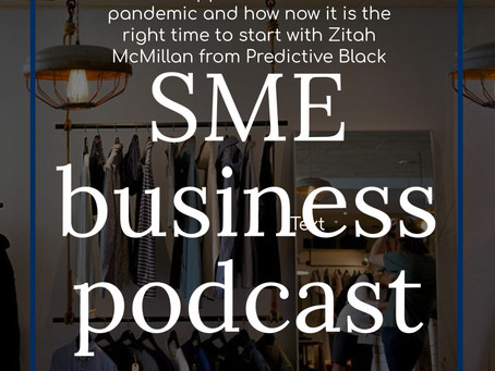 Opportunities in this pandemic and how to start with Zitah McMillan from Predictive Black