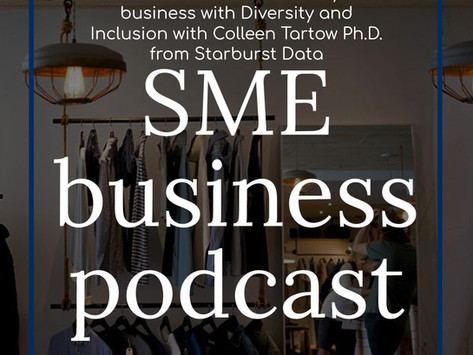 How to differentiate your business with Diversity and Inclusion with Colleen Tartow Ph.D.
