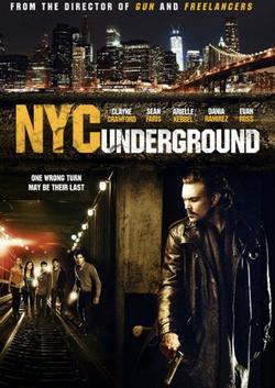 nyc underground brookly