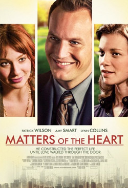MATTERS OF HEART POSTER