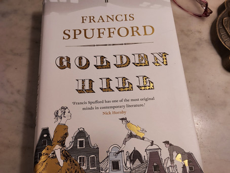 On Golden Hill by Francis Spufford