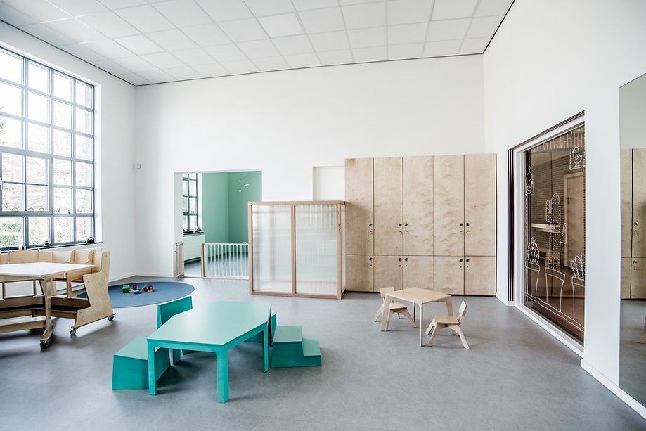 interieur, 6, ervaring, kinderopvang, ki