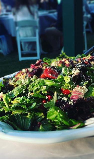 Rehearsal dinner. Field Greens Salad.jpg