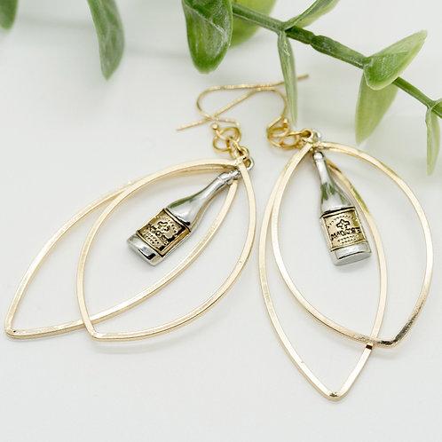 Marsala: Earrings