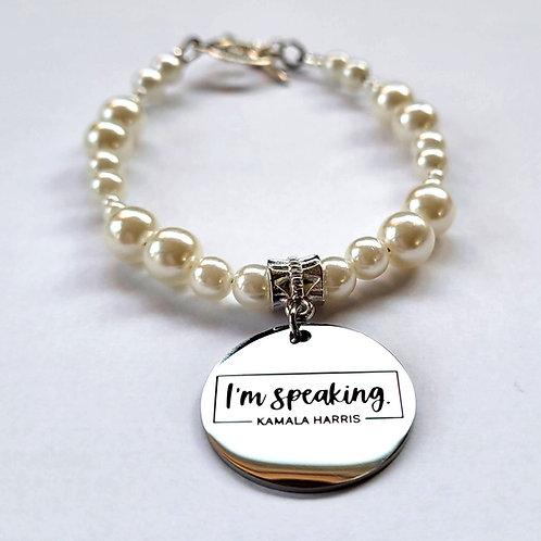 Speaking: Bracelet