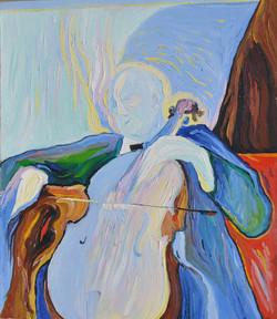 Music/ M. Rostropovich