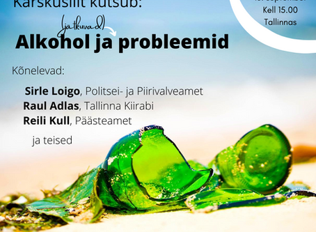 Karskusliidu aastakonverents keskendub (jätkuvatele) alkoholiprobleemidele