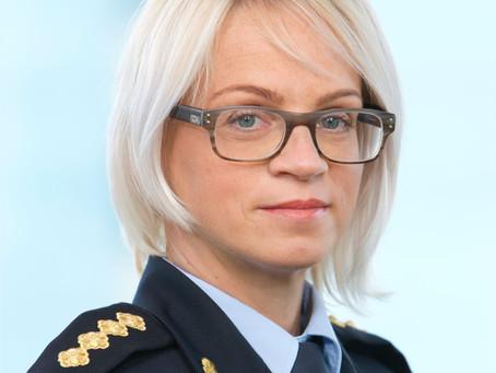 Eesti Karskusliit valis aasta tegijaks liikluseksperdist juhtivkorrakaitseametniku Sirle Loigo