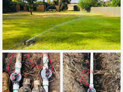 Reticulation Repairs in Mariginiup