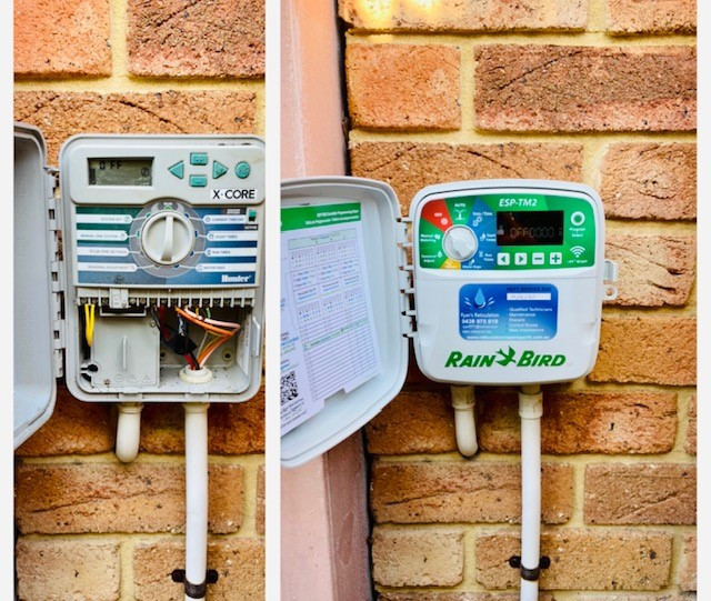 Reticulation Controller Installations in Perth