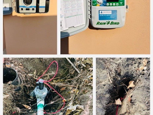 Reticulation Fault Finding in Perth