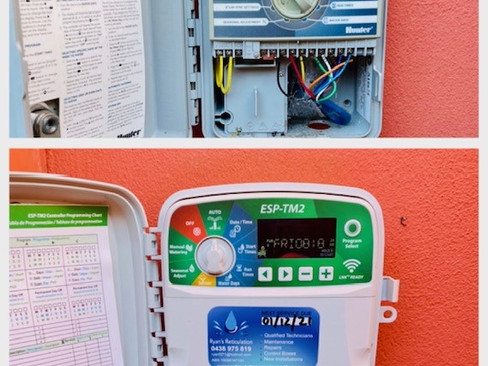 Irrigation Controller Replacement in Perth