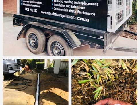 Retic Repairs Perth