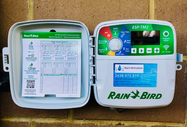 Reticulation Controller Installation Perth
