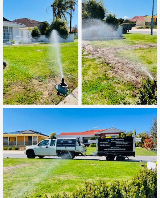 Irrigation Services in Hillarys