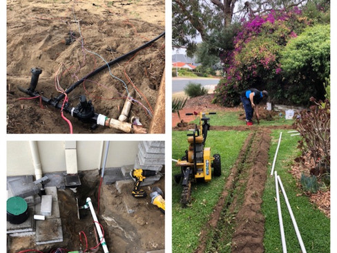 Reticulation Modifications Perth