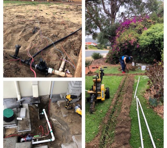 Reticulation Modifications Perth