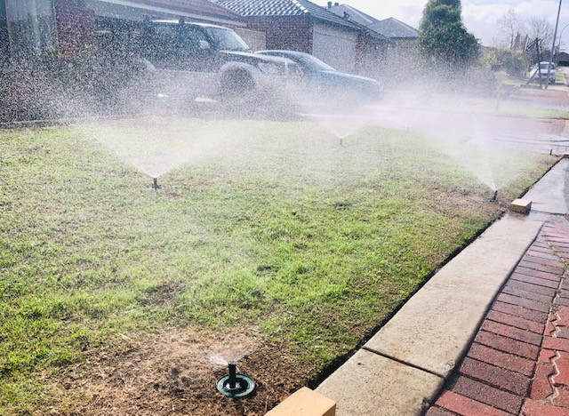Reticulation Sprinklers Perth